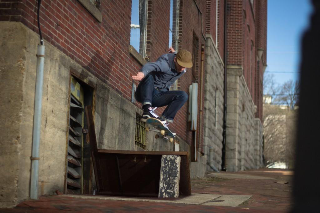 Kyle Falzone Richmond Street Bonk